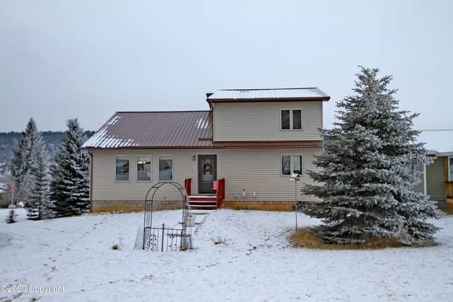 403 E Alden St E, Sundance, WY 82729 (MLS #20-1855) :: The Wernsmann Team | BHHS Preferred Real Estate Group
