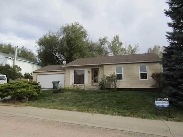 710 Beaver Dr -, Gillette, WY 82718 (MLS #20-194) :: Team Properties