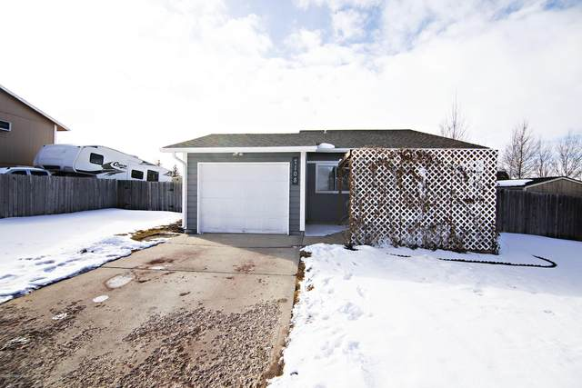 7108 Mather Ave -, Gillette, WY 82718 (MLS #20-195) :: Team Properties
