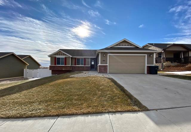 811 Rocking T Dr -, Gillette, WY 82718 (MLS #20-20) :: Team Properties