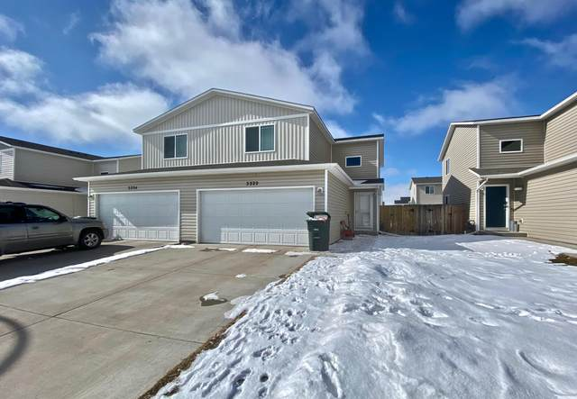 3222 Quacker Ave -, Gillette, WY 82718 (MLS #20-213) :: The Wernsmann Team | BHHS Preferred Real Estate Group