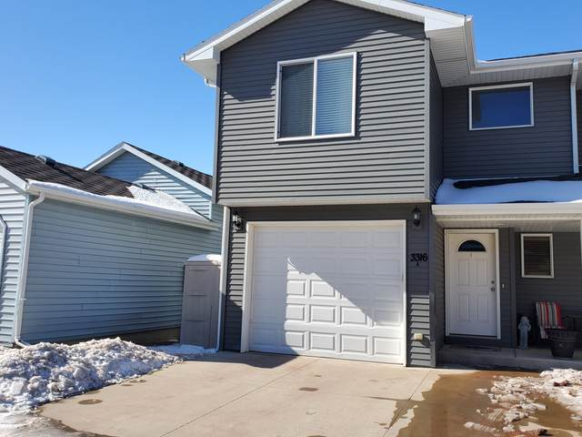 3316 Georgia Circle Unit A -, Gillette, WY 82718 (MLS #20-224) :: Team Properties