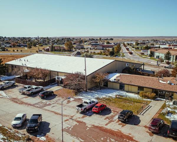 102 Wright Blvd -, Wright, WY 82732 (MLS #20-225) :: Team Properties