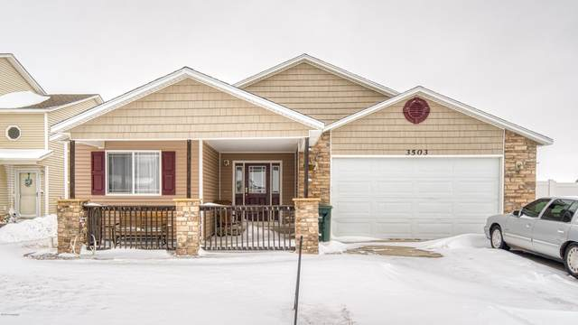 3503 Quacker Ave -, Gillette, WY 82718 (MLS #20-226) :: The Wernsmann Team | BHHS Preferred Real Estate Group