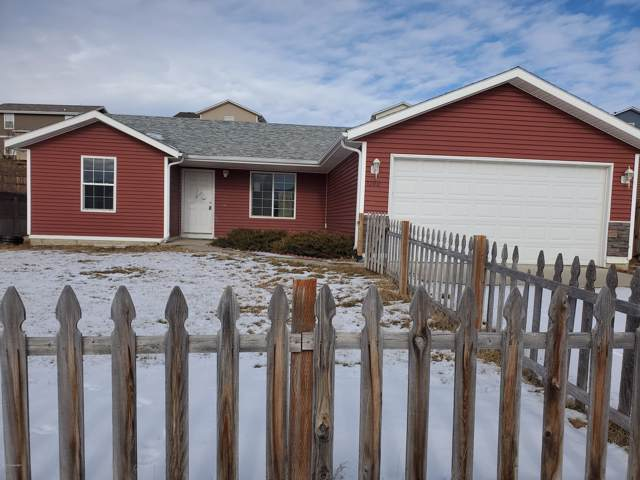 3100 Goldenrod Ave -, Gillette, WY 82716 (MLS #20-25) :: The Wernsmann Team | BHHS Preferred Real Estate Group