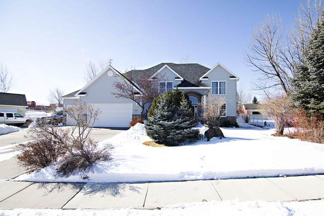1402 Meadow Brook Ct S, Gillette, WY 82718 (MLS #20-255) :: Team Properties