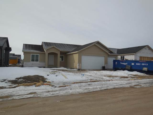 40 Parkside Cir -, Gillette, WY 82718 (MLS #20-256) :: 411 Properties