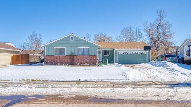 3207 Alberta Dr -, Gillette, WY 82718 (MLS #20-259) :: Team Properties