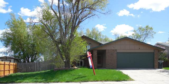 1162 Almon Cir -, Gillette, WY 82718 (MLS #20-260) :: Team Properties