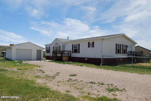 1022 S Summit Ave S, Newcastle, WY 82701 (MLS #20-281) :: The Wernsmann Team | BHHS Preferred Real Estate Group