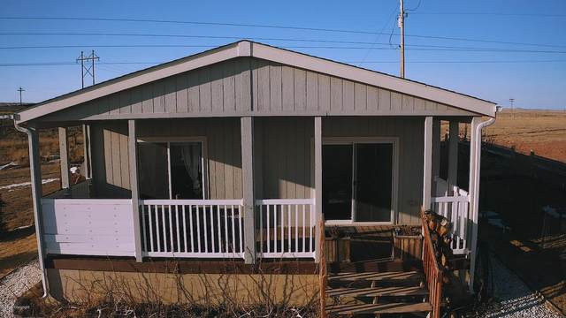 1498 Gunner Rd -, Wright, WY 82718 (MLS #20-285) :: Team Properties