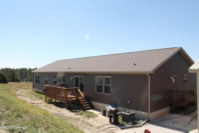 87 Iron Run -, Moorcroft, WY 82732 (MLS #20-293) :: 411 Properties