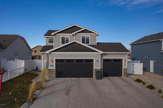 1211 Dillon Ct -, Gillette, WY 82718 (MLS #20-296) :: The Wernsmann Team | BHHS Preferred Real Estate Group