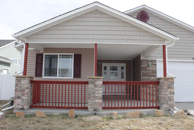 3705 Chippewa Ave -, Gillette, WY 82718 (MLS #20-322) :: Team Properties