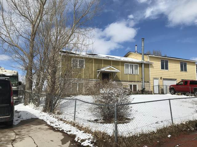 312 Willow Creek Dr. -, Wright, WY 82732 (MLS #20-333) :: Team Properties