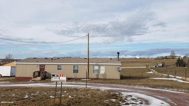 3935 Park Ln -, Gillette, WY 82716 (MLS #20-335) :: Team Properties