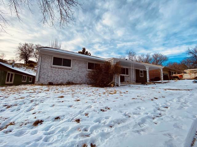 126 Springfield Ave -, Newcastle, WY 82701 (MLS #20-35) :: Team Properties
