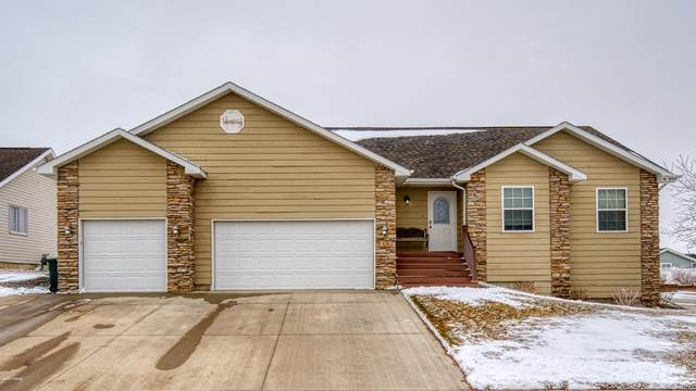 626 Astoria Ave -, Gillette, WY 82716 (MLS #20-356) :: The Wernsmann Team | BHHS Preferred Real Estate Group
