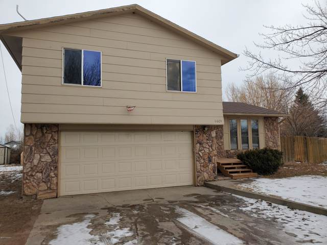 6605 Tassel Ave -, Gillette, WY 82718 (MLS #20-36) :: The Wernsmann Team | BHHS Preferred Real Estate Group