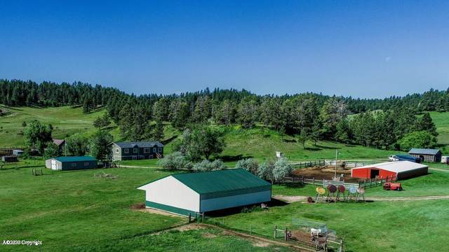 114 Buck Creek Trail, Alva, WY 82711 (MLS #20-378) :: 411 Properties