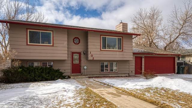 102 Teak St -, Gillette, WY 82718 (MLS #20-385) :: Team Properties
