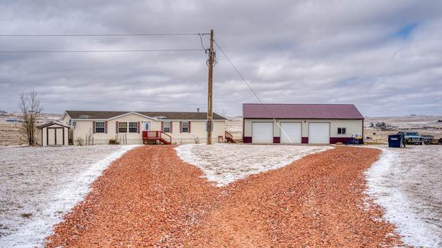 18 Chris Ln -, Rozet, WY 82727 (MLS #20-386) :: The Wernsmann Team | BHHS Preferred Real Estate Group