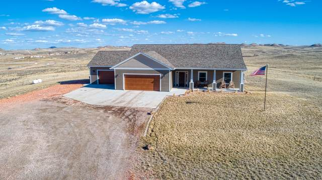 7405 Red Stone Rd -, Gillette, WY 82718 (MLS #20-392) :: The Wernsmann Team | BHHS Preferred Real Estate Group