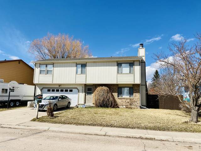 3224 Watsabaugh Dr -, Gillette, WY 82718 (MLS #20-393) :: Team Properties