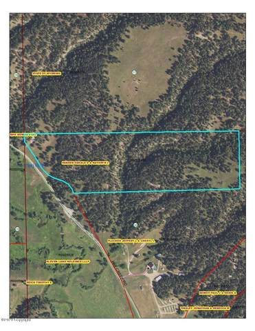 Tbd North Hay Creek Road, Aladdin, WY 82710 (MLS #20-394) :: Team Properties