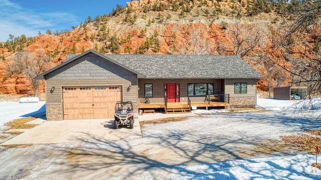 43 Iv Bar Rd -, Hulett, WY 82720 (MLS #20-395) :: Team Properties