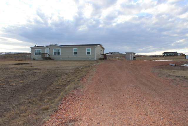 6 Driskell Ct -, Wright, WY 82732 (MLS #20-4) :: Team Properties