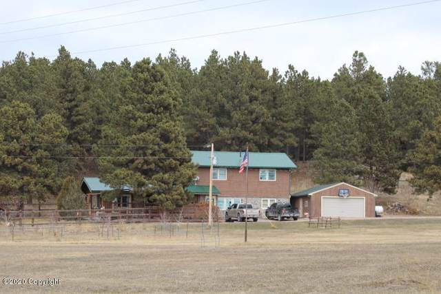 23374 Hiway 85 N. -, Newcastle, WY 82701 (MLS #20-415) :: 411 Properties