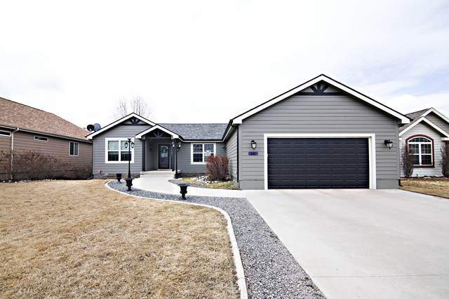 4102 Silver Spur Ave -, Gillette, WY 82718 (MLS #20-418) :: Team Properties