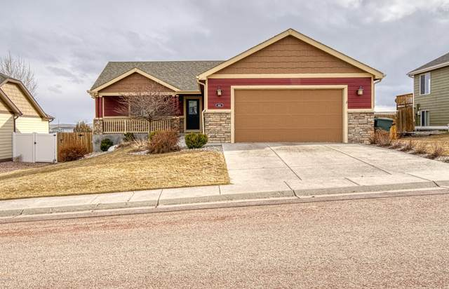 903 Rocking T Dr -, Gillette, WY 82718 (MLS #20-420) :: The Wernsmann Team | BHHS Preferred Real Estate Group