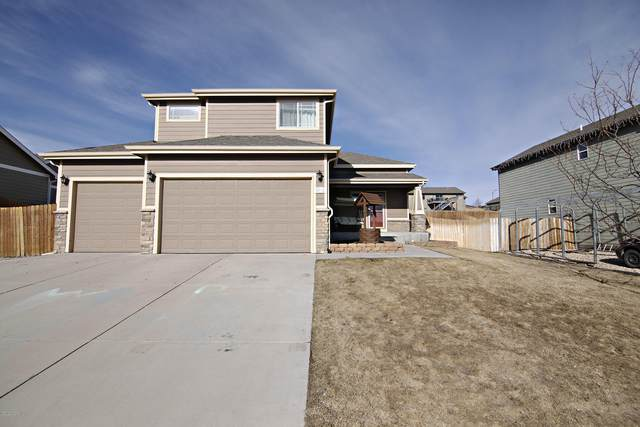 4516 Lexington Ave -, Gillette, WY 82718 (MLS #20-429) :: Team Properties