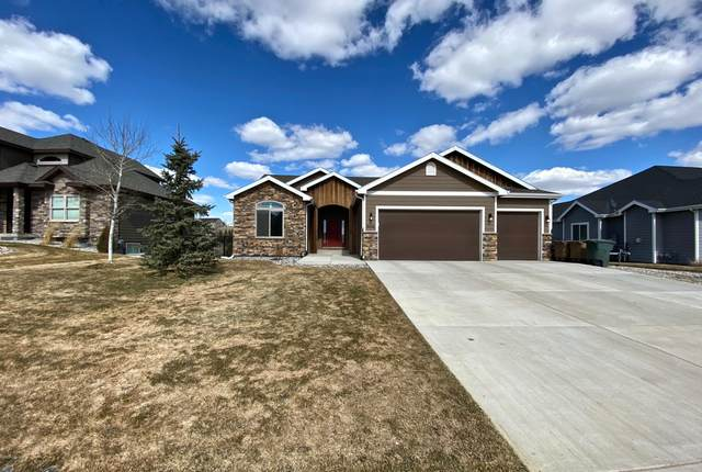 2015 Summerfield Ln -, Gillette, WY 82718 (MLS #20-431) :: 411 Properties