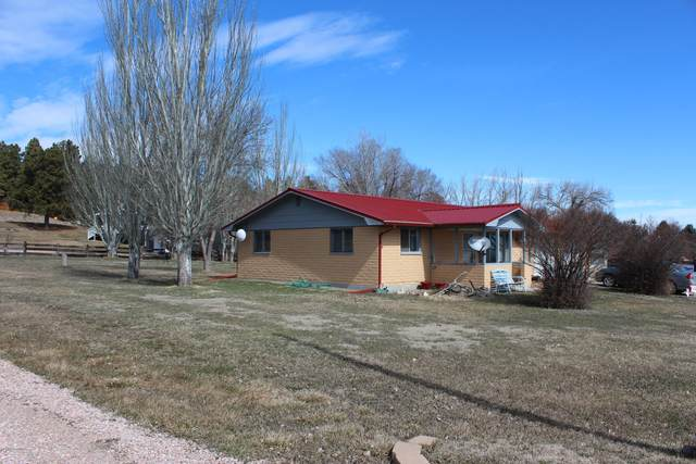 247 Pine Haven Rd -, Pine Haven, WY 82721 (MLS #20-434) :: 411 Properties