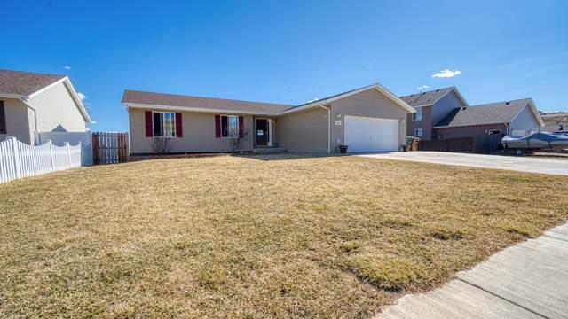 1407 Melissa Dr -, Gillette, WY 82718 (MLS #20-439) :: The Wernsmann Team | BHHS Preferred Real Estate Group