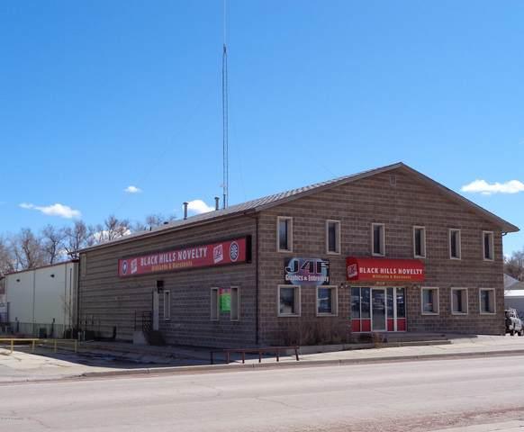 209 Stocktrail Ave -, Gillette, WY 82716 (MLS #20-441) :: Team Properties
