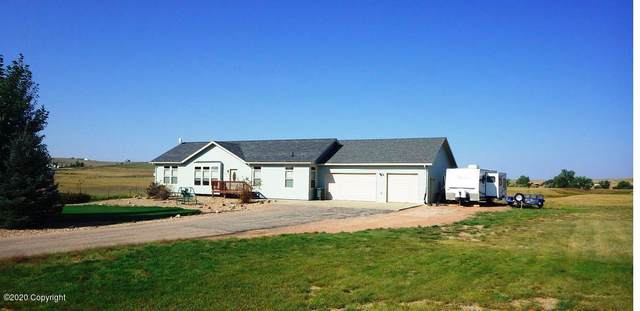 4150 High Cliff Ct -, Gillette, WY 82718 (MLS #20-445) :: 411 Properties