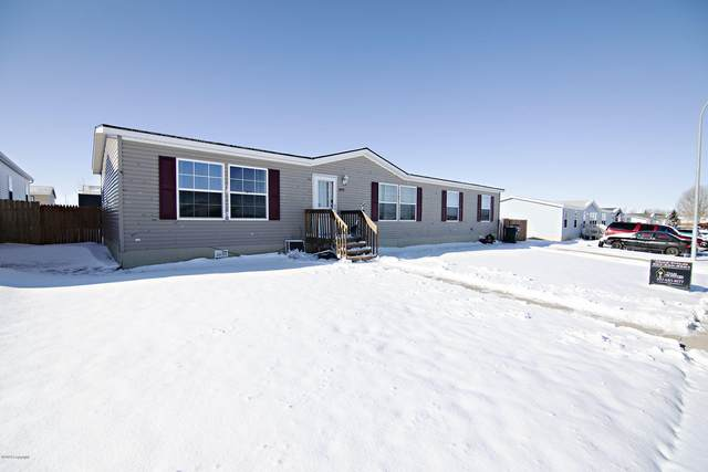 2610 Sandalwood St -, Gillette, WY 82716 (MLS #20-448) :: The Wernsmann Team | BHHS Preferred Real Estate Group