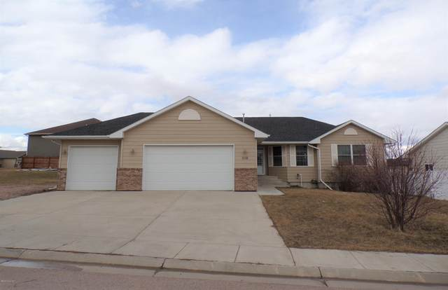 656 Lakeland Hills Dr -, Gillette, WY 82716 (MLS #20-451) :: Team Properties