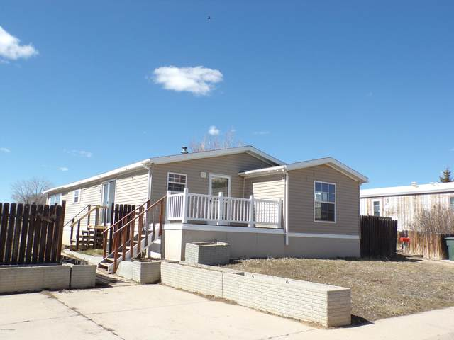 2404 Sammye Ave -, Gillette, WY 82718 (MLS #20-453) :: The Wernsmann Team | BHHS Preferred Real Estate Group