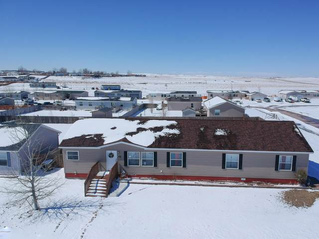 1803 Limecreek Ave -, Gillette, WY 82716 (MLS #20-454) :: Team Properties