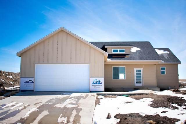 128 Tabor Ln -, Gillette, WY 82718 (MLS #20-455) :: The Wernsmann Team | BHHS Preferred Real Estate Group