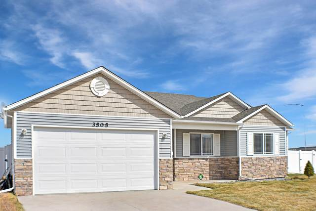3505 Quacker Ave -, Gillette, WY 82718 (MLS #20-457) :: The Wernsmann Team | BHHS Preferred Real Estate Group