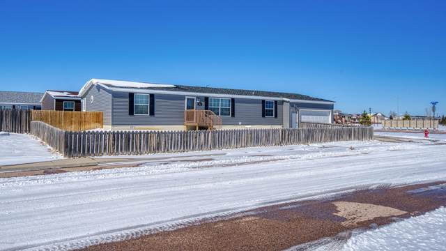 1803 Ash Meadows Dr -, Gillette, WY 82716 (MLS #20-458) :: The Wernsmann Team | BHHS Preferred Real Estate Group