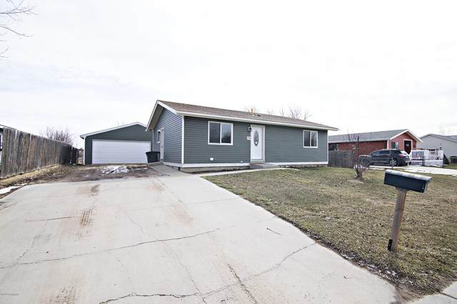 1704 Cimarron Dr -, Gillette, WY 82716 (MLS #20-460) :: The Wernsmann Team | BHHS Preferred Real Estate Group