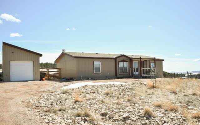 656 Canyon Rd -, Sundance, WY 82729 (MLS #20-462) :: The Wernsmann Team | BHHS Preferred Real Estate Group