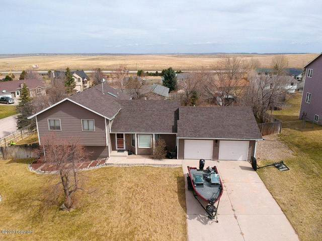 2321 Gallery View Dr -, Gillette, WY 82718 (MLS #20-463) :: The Wernsmann Team | BHHS Preferred Real Estate Group